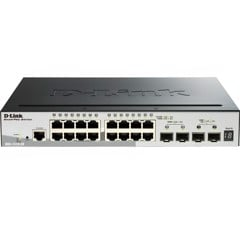 Switch D-Link SmartPro 20 Port DGS-1510-20