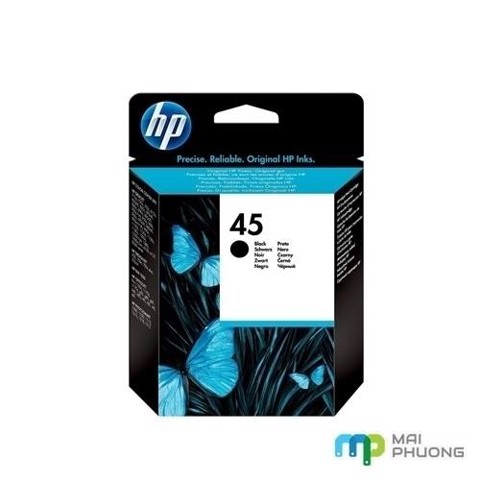 Mực In Hp 45 51645AA Black