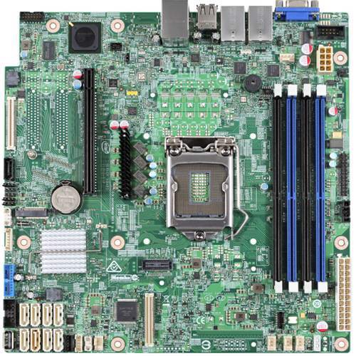 Mainboard Intel DBS1200SPSR