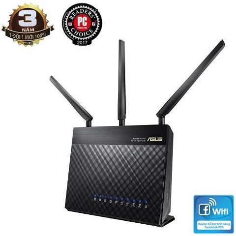 Router ASUS RT-AC68U AC1900