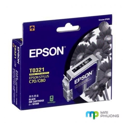 Mực In Epson T034190  black