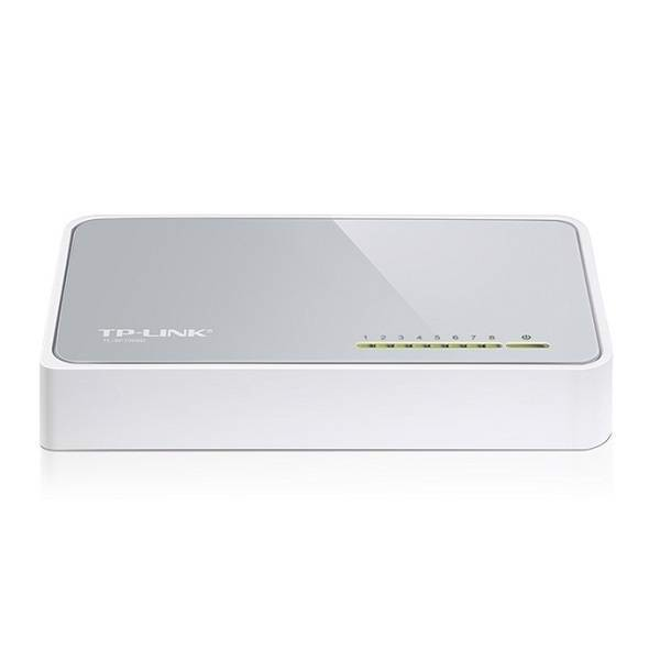 Switch TP-Link 8 Ports Tl-Sf1008D