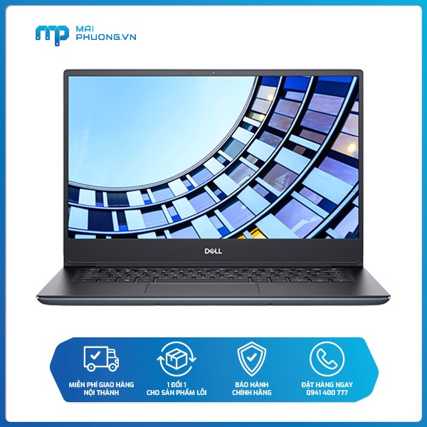 Laptop Dell Vostro V5490 (i3) V4I3101W-Ugray