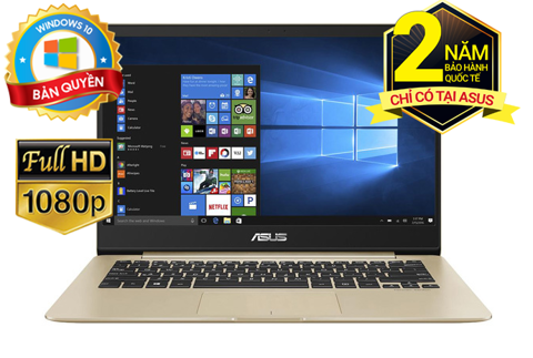 Laptop Asus S410UA i7-8550U/4GB/256GB SSD/14