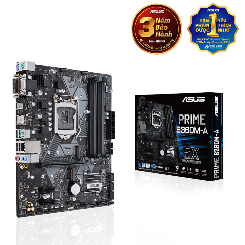 Mainboard Asus Prime B360M-A