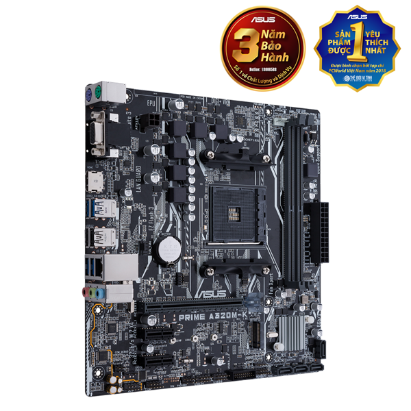 Mainboard Asus Prime A320M-K
