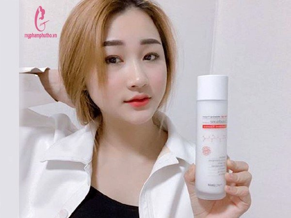 Review Nước Thần Dưỡng Trắng Da 7 Day Tone Up White Program Glutathione Treatment Essence 150ml