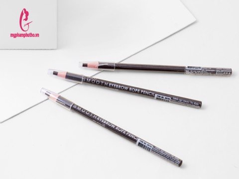 Chì Kẻ Mày Odbo Smooth Eyebrow Rope Pencil Thái Lan
