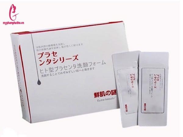 Mặt Nạ Ủ Trắng Sủi Bọt Nhau Thai Rwine Beauty Nhật Bản Product Tabs In Barcode Product Recommend