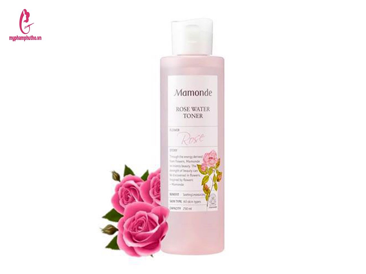 Nước Hoa Hồng Mamonde Rose water Toner Hàn Quốc  In Barcode  Product Recommend  Product Tabs