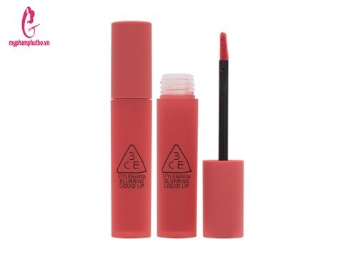 SON KEM 3CE BLURRING LIQUID LIP