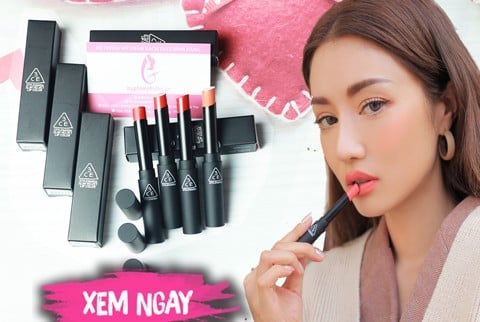 Son Thỏi 3CE Stylenanda Slim Velvet Lip Color