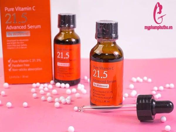 Serum Dưỡng Trắng Pure vitamin C 21.5