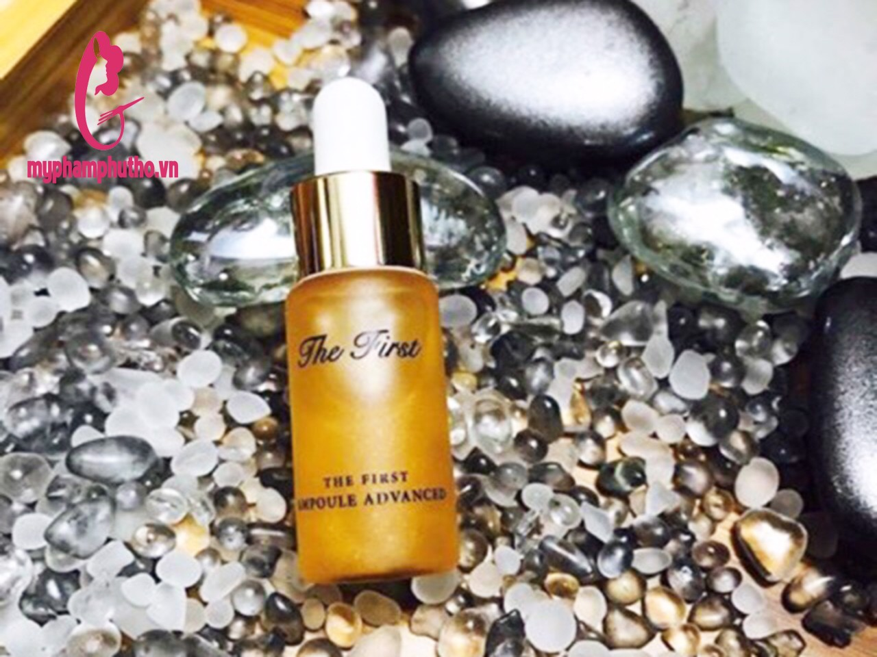 Tinh Chất Vàng Mini 5ml Ohui The First Ampoule Advanced