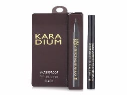Kẻ Dạ Karadium - Waterproof brush liner black