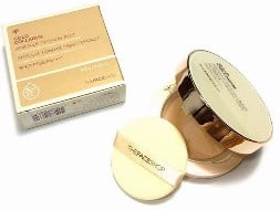 Phấn phủ Gold Collagen The Face Shop