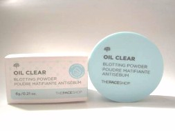 Phấn bột oil clear the face shop