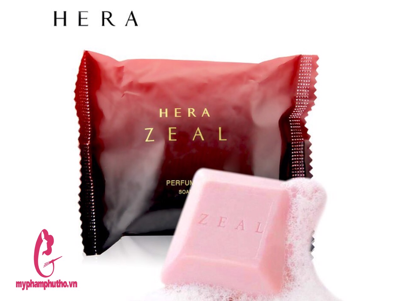 Xà Phòng Tắm Nước Hoa Hera Zeal Perfumed Soap  Product Tabs  In Barcode  Product Recommend