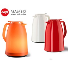 Bình giữ nhiệt EMSA Mambo 1l - Made in Germany