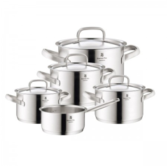 Bộ nồi từ WMF Gourmet Plus set 5 Made in Germany