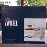Bộ 6 ly uống vang đỏ Schott Zwiesel Tritan Made in Germany