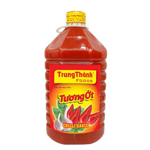 TrungThanh Chilli sauce 5L