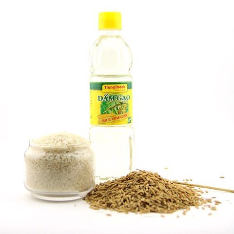 TrungThanh Rice vinegar 500ml
