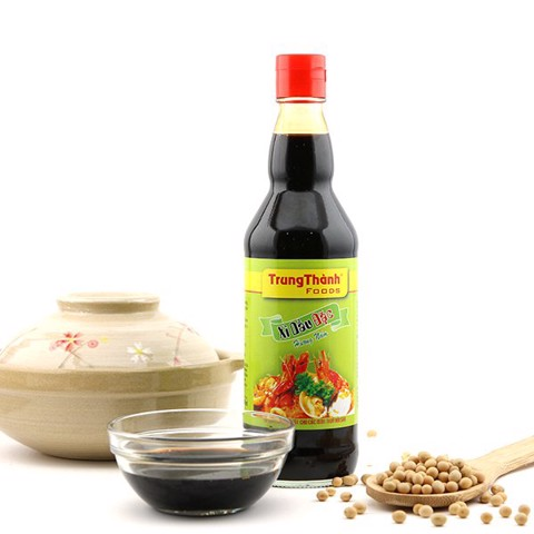 Soy sauce with mushroom flavor 500ml