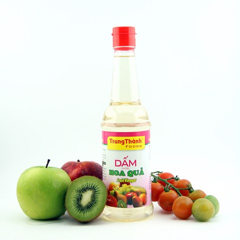 Fruit vinegar 500ml