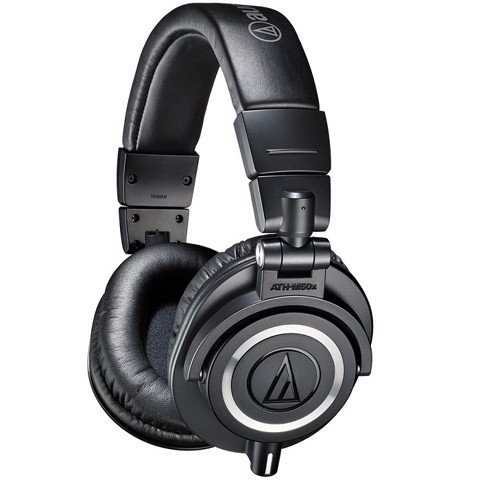 Audio-Technica ATH-M50x (Black) (HYPER)