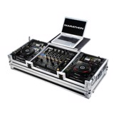 Flight Case Pioneer CDJ 2000 & DJM 900