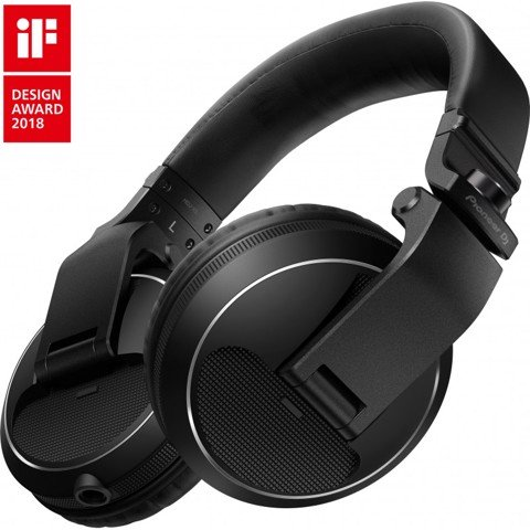 Pioneer HDJ-X5 (Over-ear DJ Headphones)