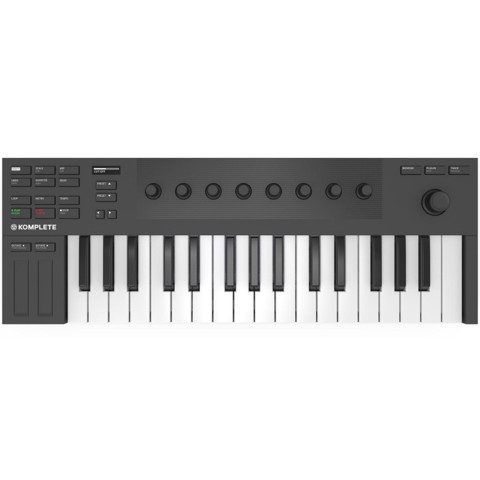 Native Instruments Komplete Kontrol M32 (Micro Sized Keyboard)