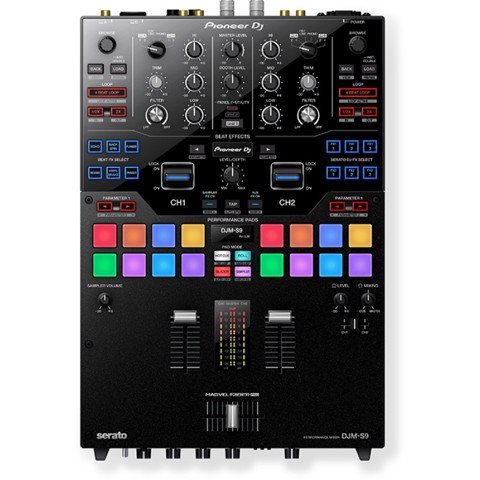 Pioneer DJM-S9 (Battle Mixer for Serato DJ)