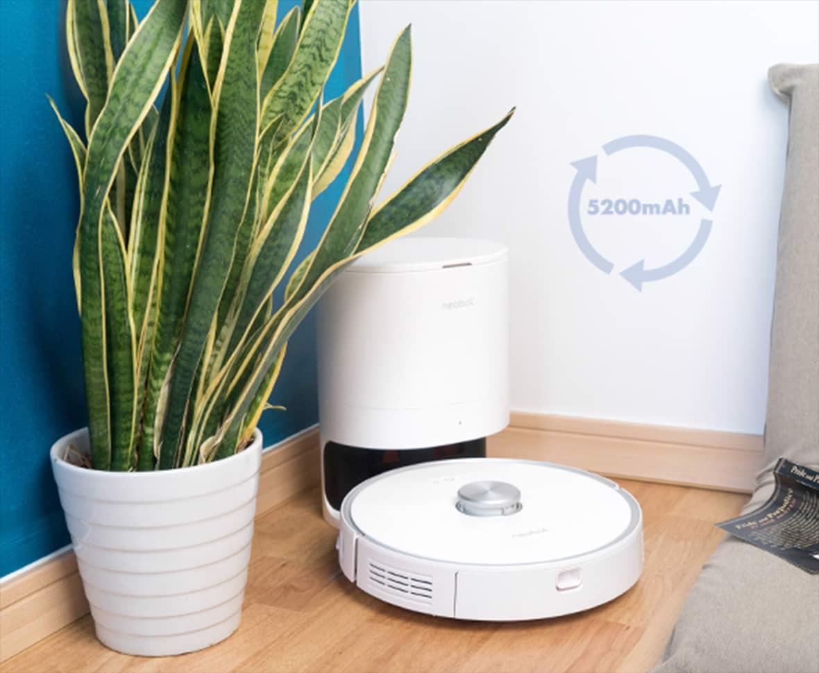 Neabot N1 Plus 2021 - Robot hút bụi thông minh hút rác tự động – iBoss Việt  nam