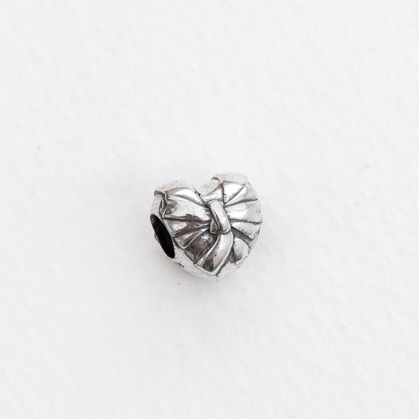 Charm Gift Silver Heart
