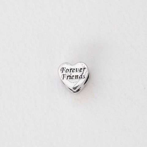 Charm Heart Forever Friends