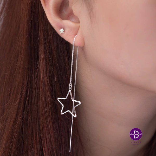 Hoa Tai Strings Earring Series: Star