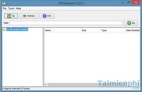 3 công cụ miễn phí mở file DMG của Mac OS trên Windows