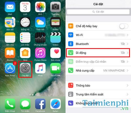 Cách kích hoạt 4G, bật 4G trên iPhone, Android, Samsung Galaxy, Oppo, Zenfone, HTC...