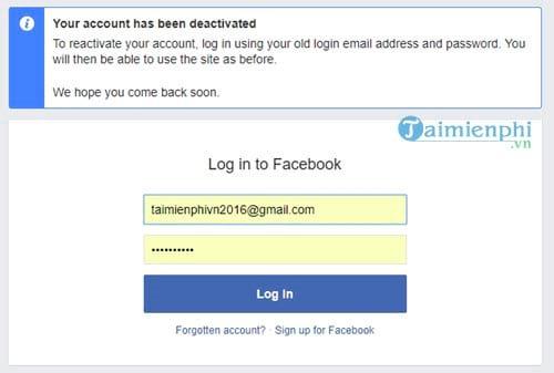 Cách xóa Facebook