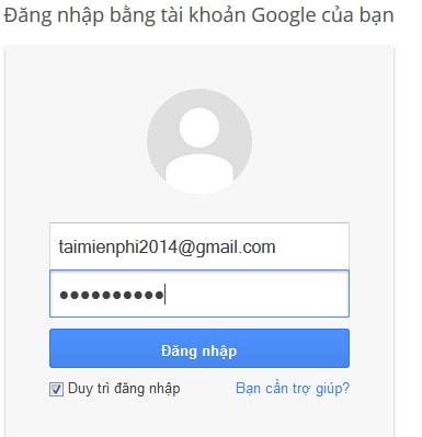 Thêm số điện thoại, Email phụ để khôi phục Password Gmail khi cần