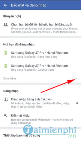 Đăng xuất Messenger, thoát Facebook Messenger trên iPhone, Android, Windows Phone