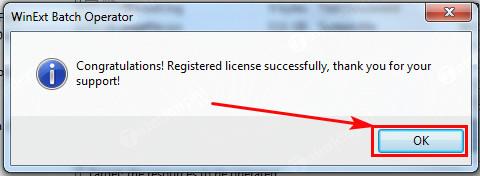 (Giveaway) Bản quyền miễn phí WinExt Batch Operator, hỗ trợ hiển thị và tương tác thư mục, file