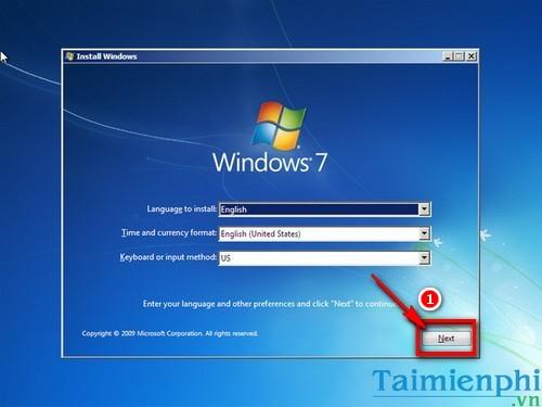 Sửa lỗi BOOTMGR is missing khi khởi động Windows Vista, 7, 8, 8.1, 10