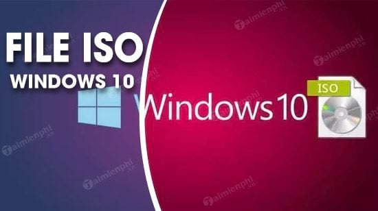 Tải File iso Windows 10 1903