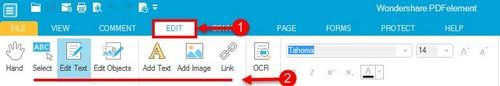 PDFelement - Công cụ tạo, chỉnh sửa và chuyển đổi PDF chuyên nghiệp