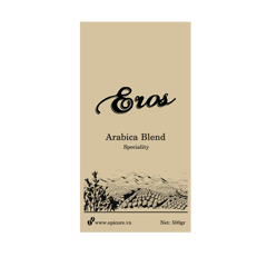 eros vietnam coffee arabica blend