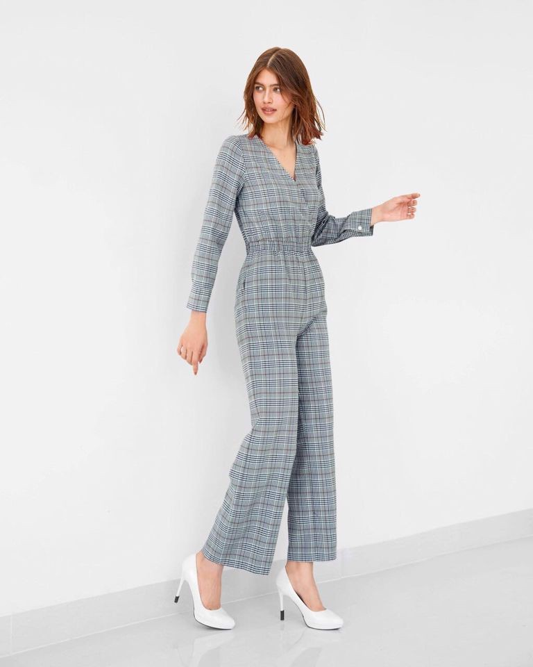 Jumpsuit Forever new sọc