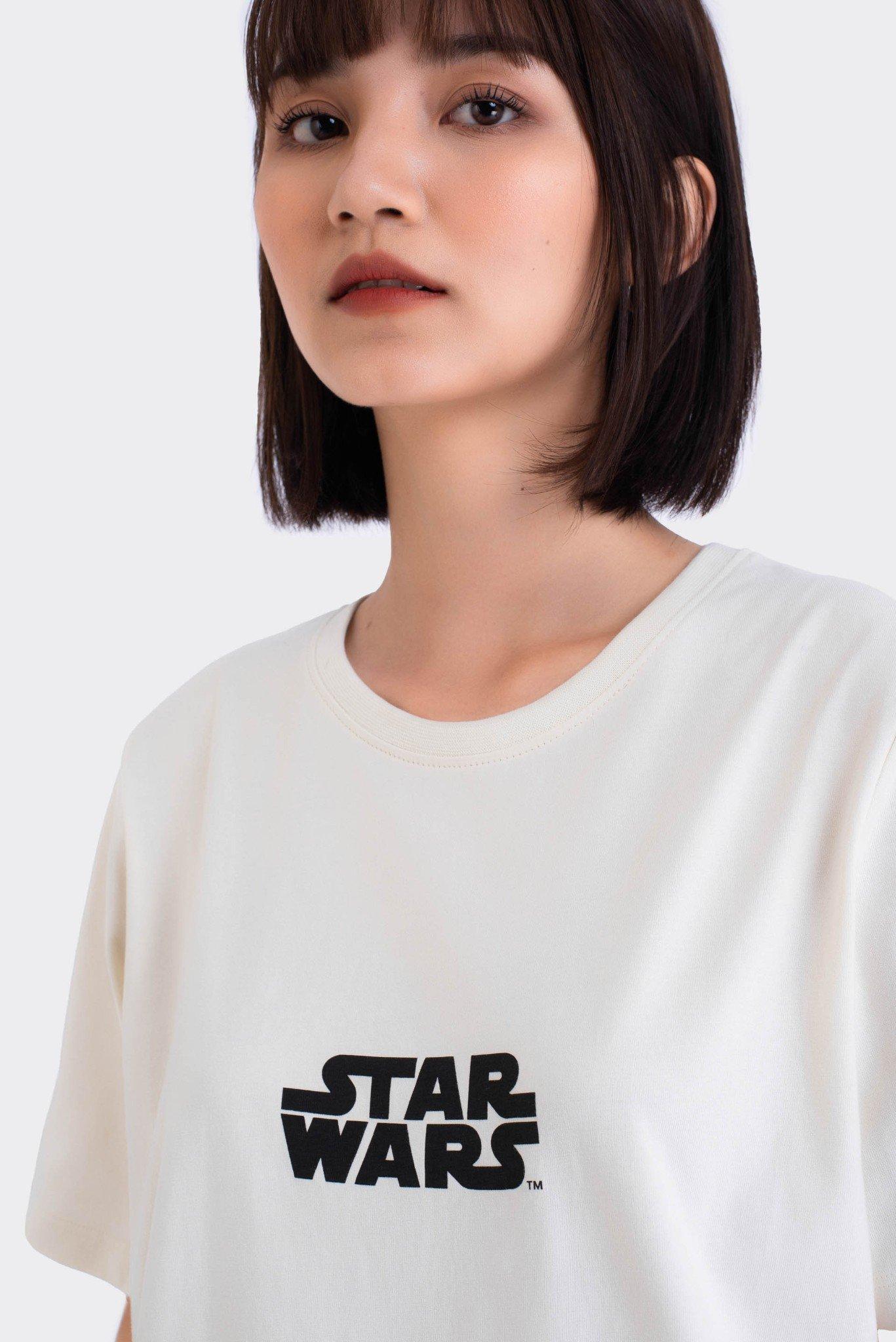 ÁO PHÔNG NỮ STAR WARS BAND